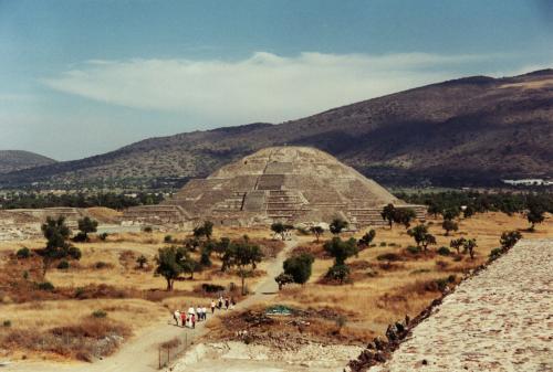Pyramide de la Lune, Teotihuacán
