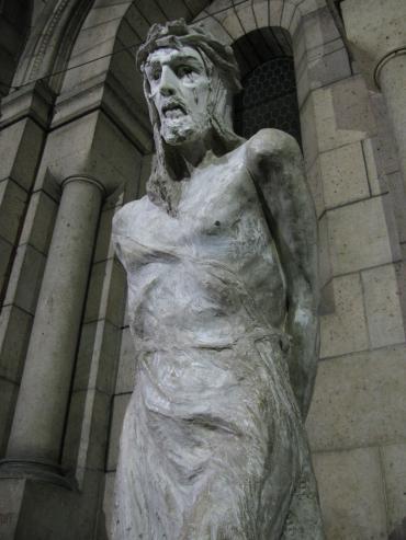 Crypte du Sacré-Cœur, Sacré Cœur
