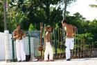 photographie gratuite Capoeira